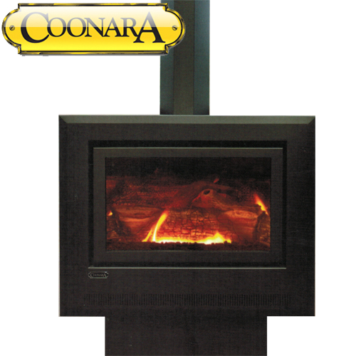 Gas Log: Coonara Gas Log Heaters