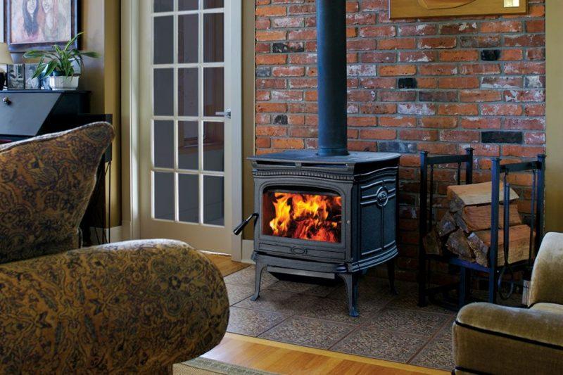 Alderlea T5 wood heater