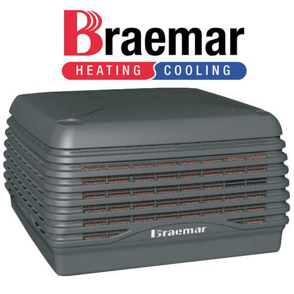 Braemar LCB450 Paradigm Evaporative Air Conditioner – 4 Colours
