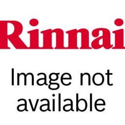 Rinnai Ultima II Inbuilt Surround 100mm - Gunmetal