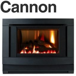 Cannon Canterbury Inbuilt Power Flue Included - CANTIB-PDEEB