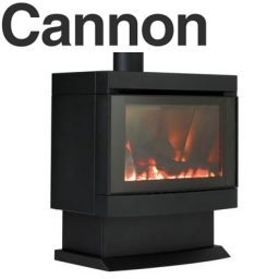 Cannon Canterbury F/Standing  - CANTFS-SDEEB Incl Flue