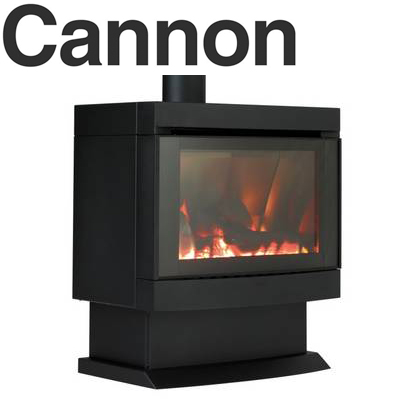 Cannon Canterbury F/Standing  – CANTFS-SDEEB Incl Flue