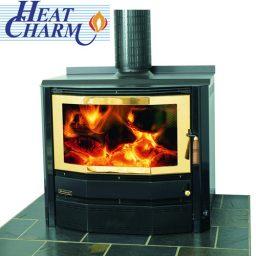 Heat Charm C600 Port Phillip Freestanding - S/Steel