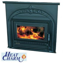 Heat Charm Cast Iron Fascia/Surround for I600