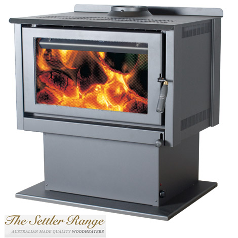 Settler 600 Ashbed Freestanding Wood Heater