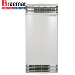 Braemar Eco-Superstar Gas Space Heater 25Mj LPG