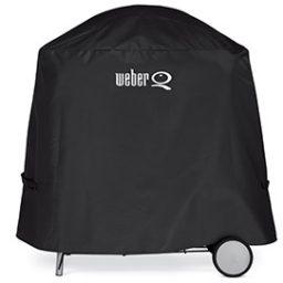 Weber Q100/Q200 Premium Cover - Full Length - 7113