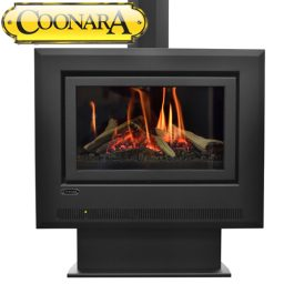 Coonara - Grange Royal Freestanding Gas Heater incl Remote