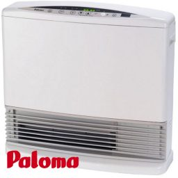 Paloma PJC-W25FR 25MJ/h Convector Heater - Off White