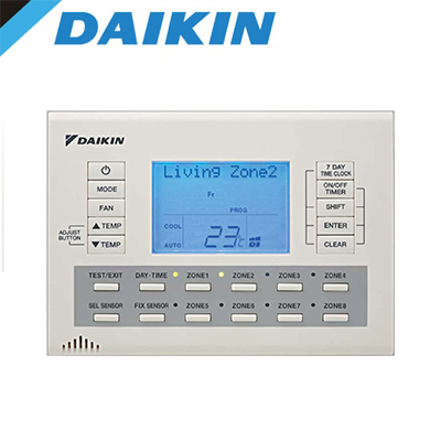 daikin brc230z4 zone controller up to 4 zones
