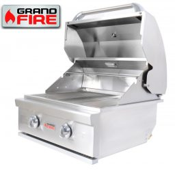 "Grand Fire Classic 26"" Inbuilt BBQ head - GF26"