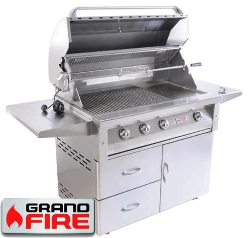 Grand Fire Deluxe 42