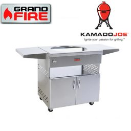 Kamado Joe Stainless Steel Table - GF-KJC