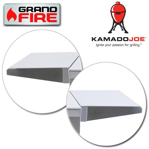 Side shelves for Kamado Grill Table – GF-SLF