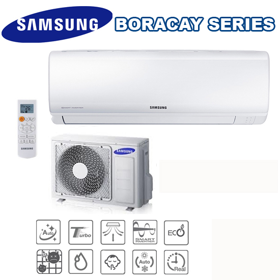 Samsung Boracay NON Wi-Fi Reverse Cycle 6.8kW – F-AQV24TWQ1