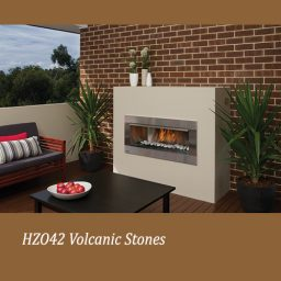 Regency HZO42 Outdoor Gas Fireplace