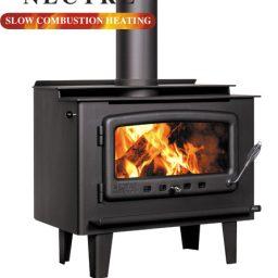 Nectre NMK2LTF Wood heater