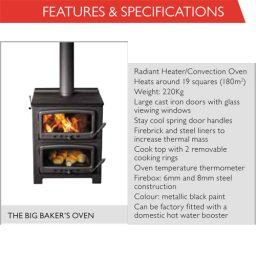 Nectre Baker's Oven Big – NBOBIG