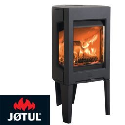 Jotul F163 Freestanding Wood Heater Matt Black