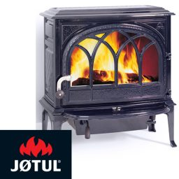 Jotul F400CB-BBE Freestanding Wood Heater