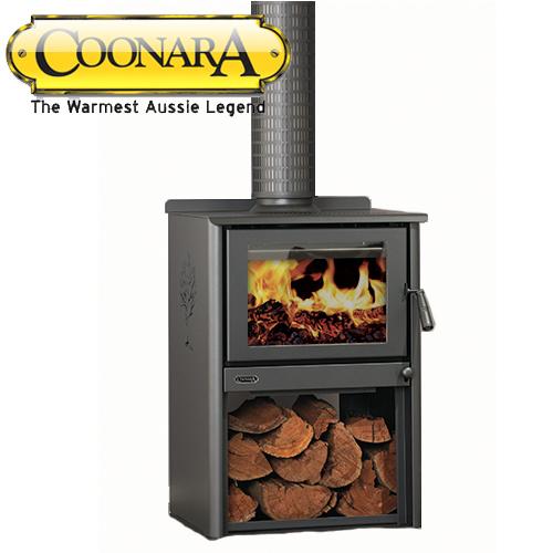 Coonara Settler Ranch Freestanding Wood Heater