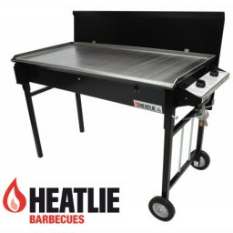 Heatlie Powder Coated BBQ basic model - HM1150PCL