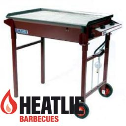 Heatlie Powder Coated BBQ basic model