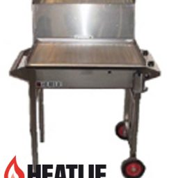 Heatlie Stainless Steel BBQ basic model