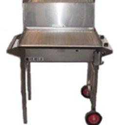 Heatlie Stainless Steel BBQ basic model