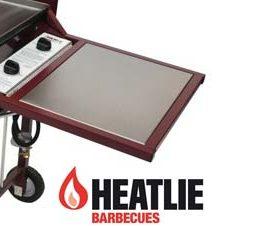 Heatlie Powder Coated End Table