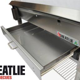 Heatlie Warming Drawer S/Steel for 850