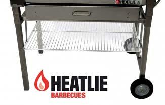 Heatlie BBQ Shelf