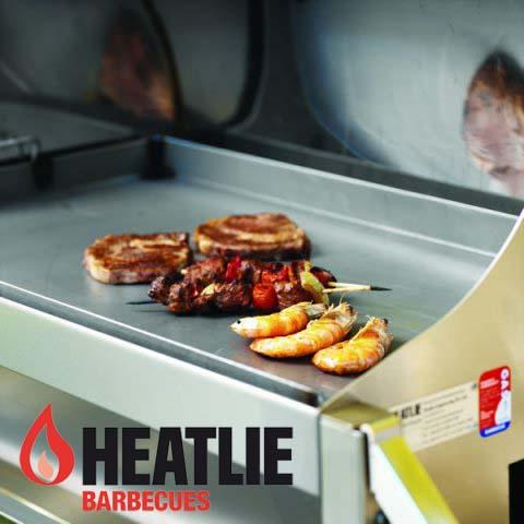 Heatlie Snappy King Hotplate
