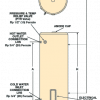 AquaMax 125L Electric Hot Water