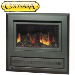 Coonara Mystique Gas Heater with Thermostat Control