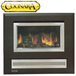 Coonara Mystique Gas Heater - Manual Control