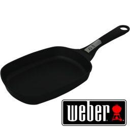 Weber Q Ware - Large Q Ware Frying Pan - 991155