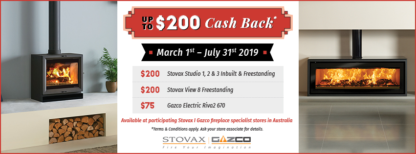 Stovax Promotion