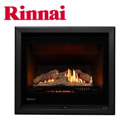 Rinnai 750 Gas Log Fire