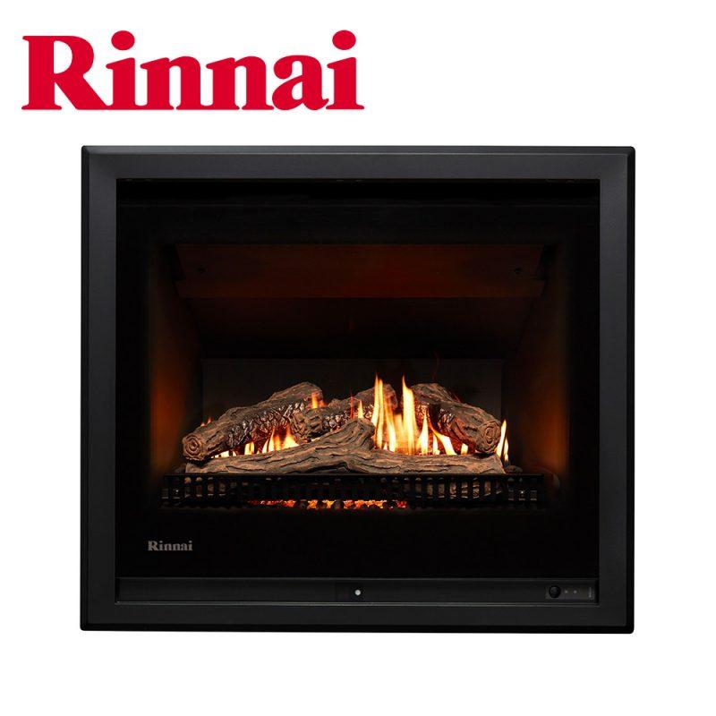 Rinnai 750 Gas Log Fire