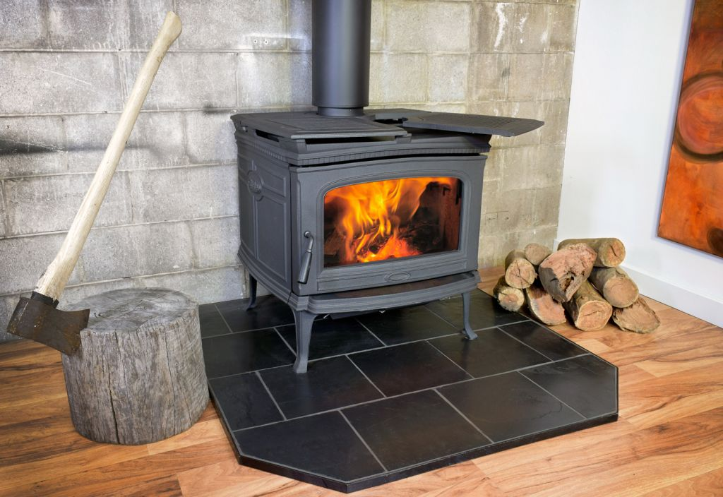 Large Wood Heaters