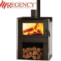 Regency Alterra F175B-1 F/Standing Wood Heater – S/Steel PanelsRegency Alterra F175B-1 F/Standing Wood Heater – S/Steel Panels