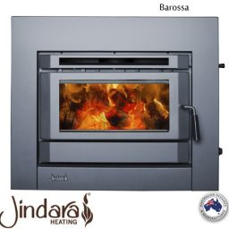 Barossa Inbuilt Wood Heater