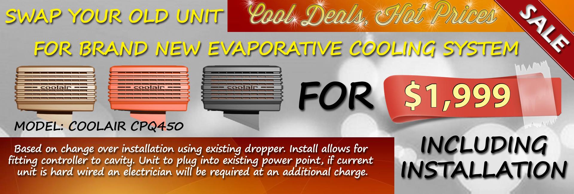 Evap Cooling