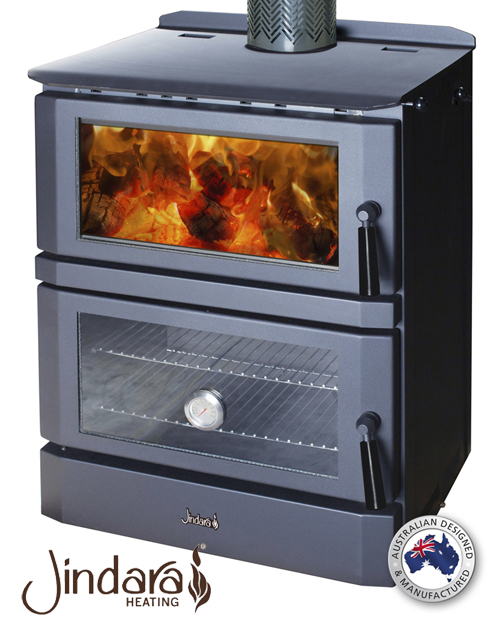 Jindara Cottage Cooker – Wood Heater