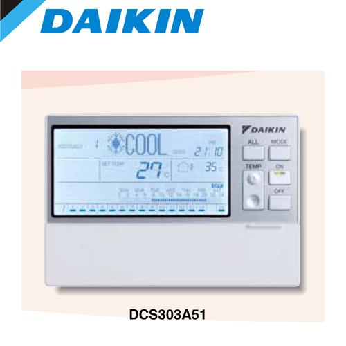 Daikin Dcs303a51 Central Controller Energy Hothouse
