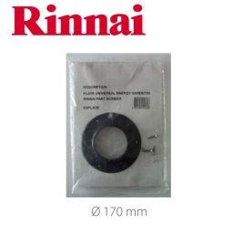 Rinnai Universal Plate ESPLATE for Energysavers & Log Fires