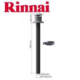 Rinnai Vertical Flue Terminal ESROOFCOWL for Rinnai Energysavers