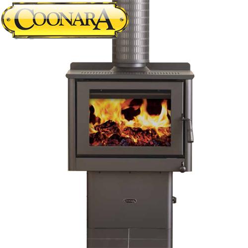 Coonara Settler C500 Ashbed Wood Heater